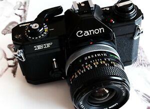 Appareil argentique Canon EF