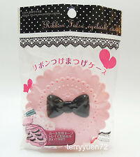 Daiso Cute Bow Fairy Ribbon - Mutli-Level False Eyelash Case