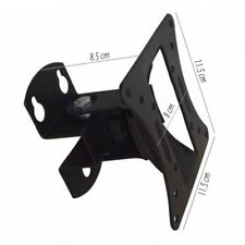 Monitor Bracket 10 - 24 Inch Tilt & Swing Mount Vesa For TV Monitor up to 20 kg