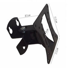 Bracket for TV Monitor 10 - 24 '' INCH Tilting Swivel Wall Mount up to 20 kg