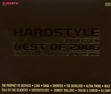 Best Of Hardstyle 2006 The Ultimate Collection   New 3-cd boxset