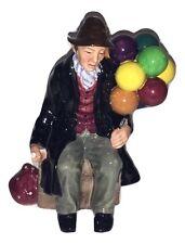 ROYAL DOULTON china THE BALLOON MAN HN1954 Figurine Vintage 20228