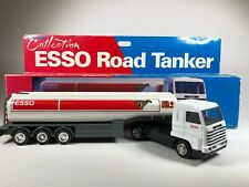 Diecast Tanker Truck-The Esso Collection, Esso Road Tanker-Mint Condition