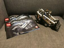 LEGO Technic 42032 Compact Tracked Loader USED COMPLETE