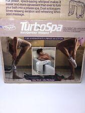 Dazey 6000 Turbo Spa Body Quencher Whirlpool Home Water Bath Tub Massage