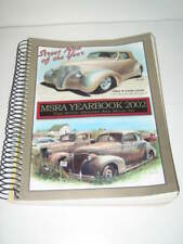 Street Rod of the Year MSRA Yearbook 2002 Spiral Paperback