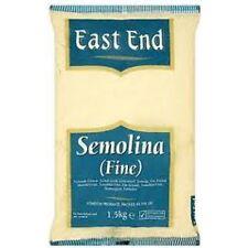 East End 1.5kg Semolina Fine (Sooji)