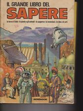 IL GRANDE LIBRO DEL SAPERE - 1979 - MONDADORI