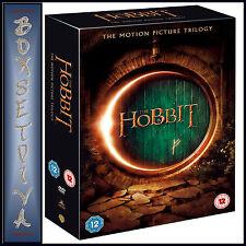 THE HOBBIT - COMPLETE TRILOGY  *BRAND NEW DVD BOXSET***