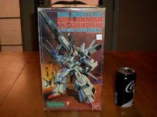 [ BANDAI ] ZZ-Gundam Sentinel- Full Armor, SN#FA-010-B, Plastic Model Kit, 1/144