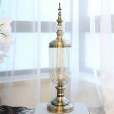 Metal Alloy Gold Vase