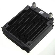 Aluminum 80mm computer radiator water cooling cooler for CPU heatsink PC NEW