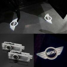 2/4 LED de luces de puerta para Mini Proyector Charco Cortesía Lámpara De Láser Sombra logotipo