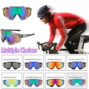 Outdoor Sports Cycling Bike Running Sunglasses UV400 Lens Goggle Glasses Eyewear