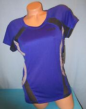 FILA SPORT~MEDIUM~Blue Nova Mesh S/S Running Tee Shirt WFLR15004ZG