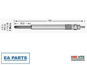Glow Plug for MERCEDES-BENZ NGK 3078