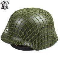 Tactical Military Mesh Helmet Net Cover For M1 M35 M88 MK1 MK2 Helmets Airsoft