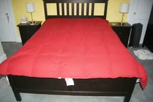 Red Queen Down Comforter from Company Store
