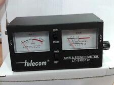DF-2461 - Medidor ROE y watímetro Frecuencia: 3,5 - 150 MHz.