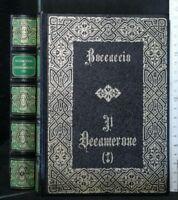IL DECAMERONE. Vol 1-2. Giovanni Boccaccio. S.A.P.E.