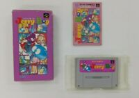 JERRY BOY  With Box   Nintendo Super Famicom  SFC SNES Japan USED