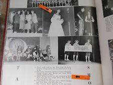 NANCY WILSON/JAZZ/POP/ACTRESS/R&B/ORIGINAL 1952 WEST HIGH YEARBOOK/COLUMBUS OHIO