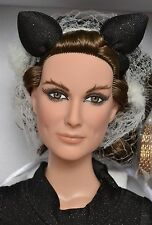 Tonner Catwoman Doll Julie Newmar Batman 1966 Adam West NEW SOLD OUT AT TONNER