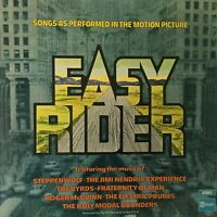 STEPPENWOLRD, BYRDS, JIMI HENDRIX ETC. Easy Rider 1969 (Vinyl LP)