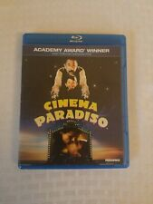 Cinema Paradiso (Blu-ray Disc) Free Shipping used like new giuseppe tornatore