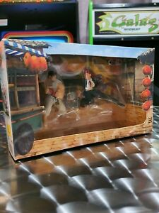 Street Fighter IV Collectors Edition - Playstation 3 PS3 - Box & Figurines Only