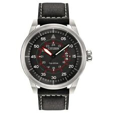 NEW Citizen Avion Men's Eco-Drive Watch - AW1361-01E