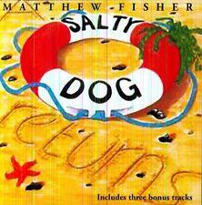 Matthew Fisher - Salty Dog Returns [New CD] Bonus Tracks, Rmst
