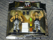 2005 JAKKS Pacific WWE Classic Superstars The Bushwackers Butch & Luke 2-Pack