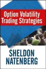 Option Volatility Trading Strategies by Natenberg, Sheldon