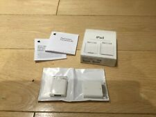 Apple iPad & IPhone Camera Connection Kit!