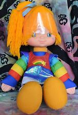 """Vintage 1983 Hallmark Mattel RAINBOW BRITE DOLL 18 1/2"""" 18"""" BRAND NEW NO BOX"""
