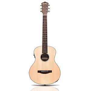 Wavegarden B4SE Electro-Acoustic Guitar GS Mini Shape with Fishman Pickup/Preamp
