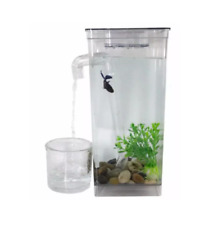 Self Cleaning Pet Fish Tank My Fun Fish Aquarium Small Fish Tank for children