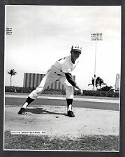 Johnny Glass  WPB EXPOS  UNSIGNED  7-3/4 x 9-1/2  B & W ORIGINAL STAFF PHOTO #3