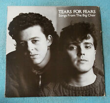 Tears For Fears – Songs From The Big Chair LP