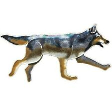Wolf Cloisonne Pin | Nature Jewelry