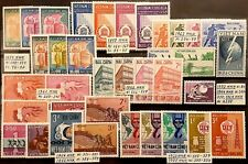 VIETNAM SOUTH 1952-1967 stamp collections in XF/VF condition MNH