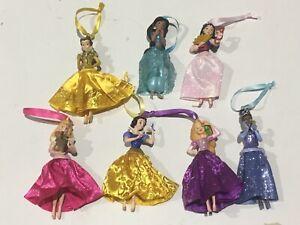 Used Quality Genuine Disney Princesses Christmas Tree Decorations, Sale Price