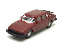 "Wiking 215/1  "" Saab 900 Turbo - braunrot """