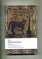 Livy # THE RISE OF ROME # Oxford University Press 2008