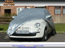 Fiat 500 Abarth New Car Cover Indoor/Outdoor Water Resistant Mystere