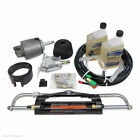 BayStar Tilt Hydraulic Outboard Steering Kit (HH4315-3 Helm) SeaStar Teleflex