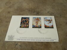 1972 First Day Cover FDC - Cook Islands - Munich Olympics