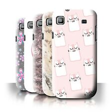 STUFF4 Back Case/Cover/Skin for Samsung Galaxy S/I9000/Pink Fashion
