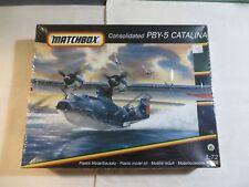 Matchbox 1:72 Consolidated PBY-5 Catalina Model Kit 40610 SEALED